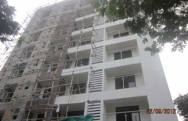 Ankur Building 20 Sep 2012