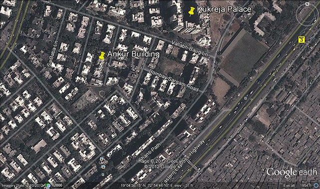 Ankur Building Google Earth