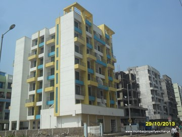 Akash Heights, Taloja
