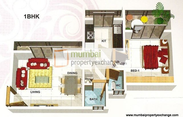 Panchnand Heights Floor Plan