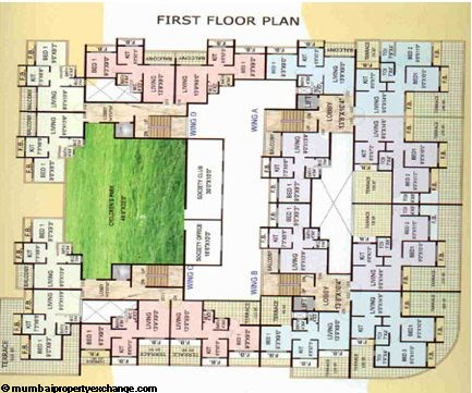 Shiv Corner Floor Plan