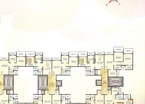 Moreshwar Complex Floor Plan 2