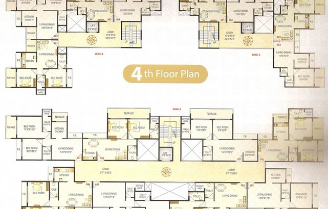 Today Empire Floor Plan I