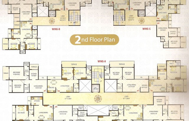 Today Empire Floor Plan III