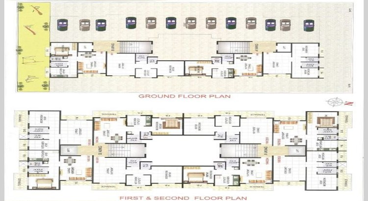 Ruby Galaxy Floor Plan