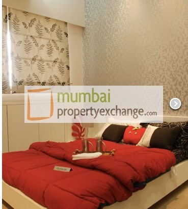 Vinay Unique Homes Sample flat bedroom
