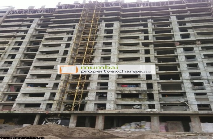 Vinay Unique Gardens Construction Image