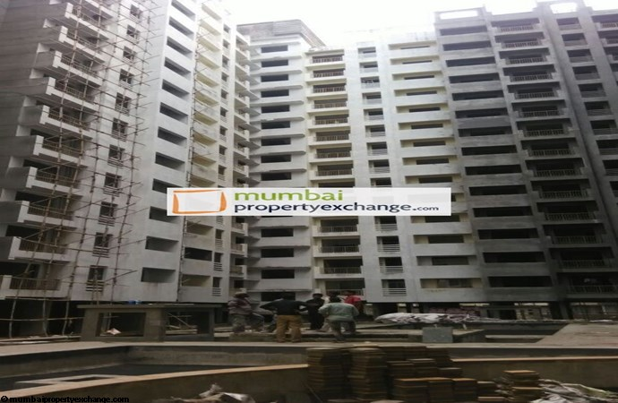 Vinay Unique Gardens Construction Image 2