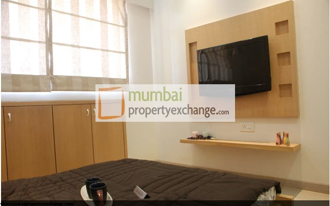 Vinay Unique Gardens Sample flat Bedroom