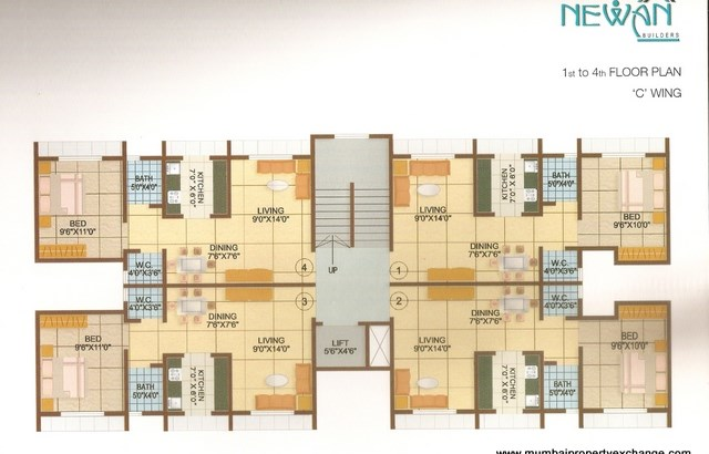 Newan Sky Floor Plan