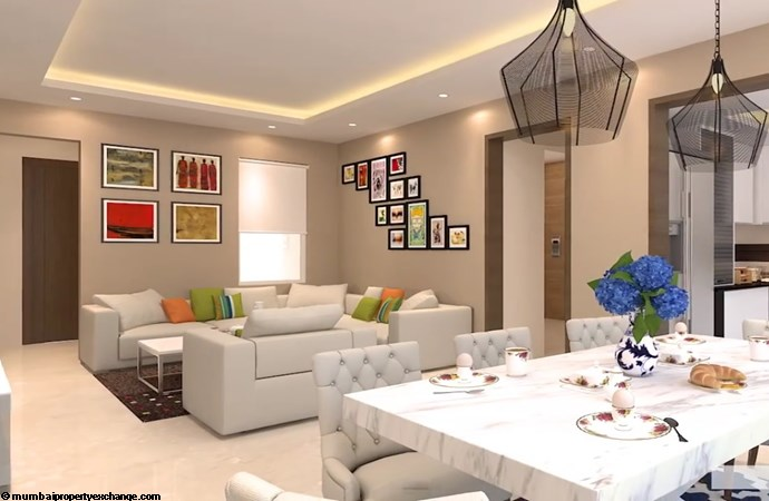 Manthan Embassy Manthan Embassy Living Dining