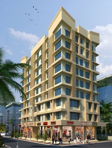 Falcon Court, Mulund East