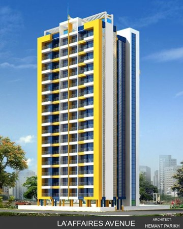 La Affaires Avenue, Ghatkopar East