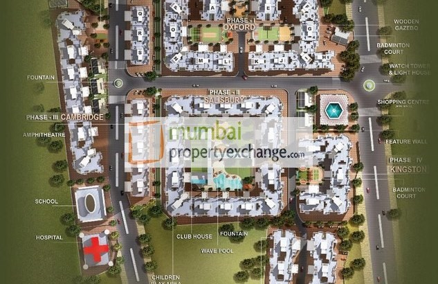 Mohan Suburbia Layout