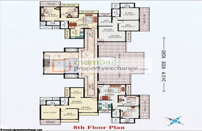 Hari Darshan Floor Plan