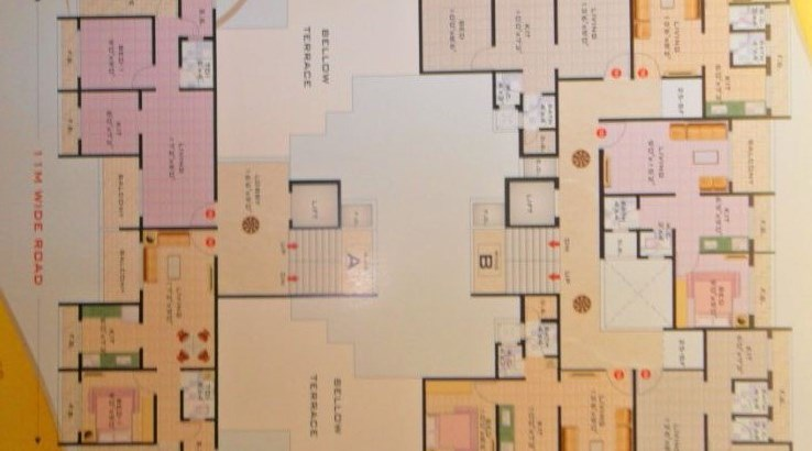 Sunrise Floor Plan