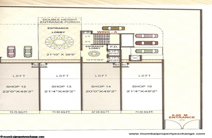 Gold Coast Floor Plan 10