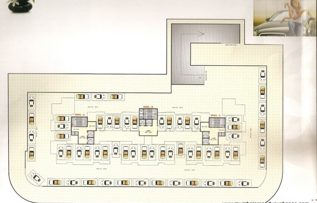 Shree Chamunda Harmony Floor Plan 3
