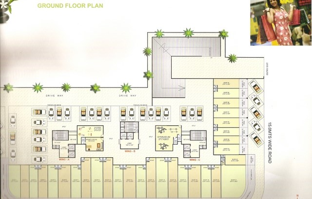 Shree Chamunda Harmony Floor Plan 4
