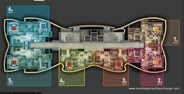 Park Vistas Floor Plan
