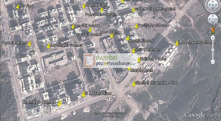 Devratna Google Earth