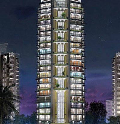 Geetanjali Jewel Night View
