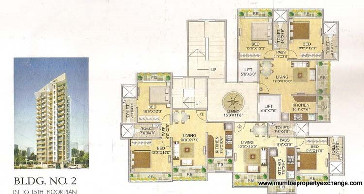 Arunachal Floor Plan