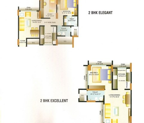 Mayfair Mira Pride Floor Plan