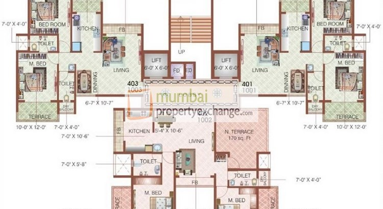 Sawan Lifestyle Floor Plan