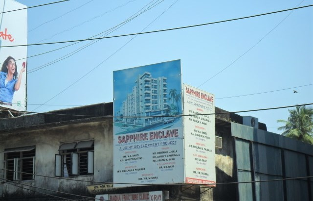 Sapphire Enclave 10th Oct 2011