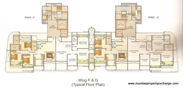 Avirahi Homes Floor Plan