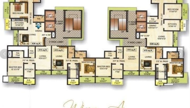 Avirahi Homes Floor Plan I