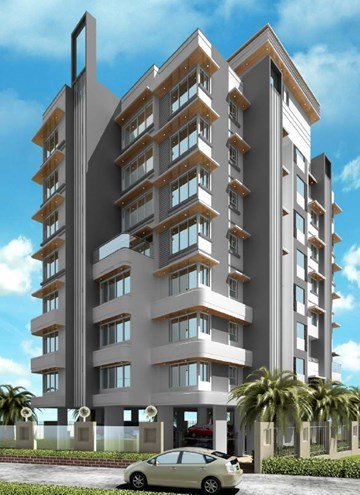 Bharat Apartment, Ghatkopar East
