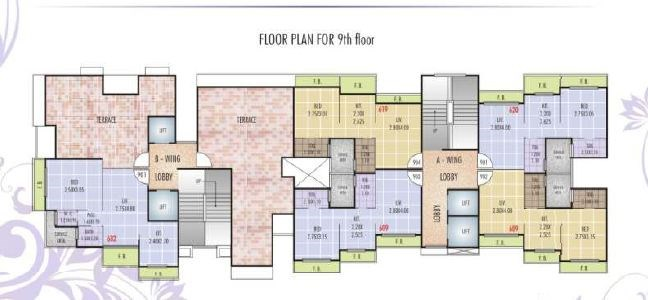 Vrindavan Floor Plan I