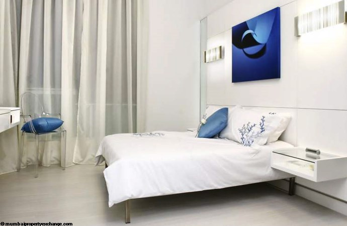 Blue Fortuna  Blue Fortuna Bedroom
