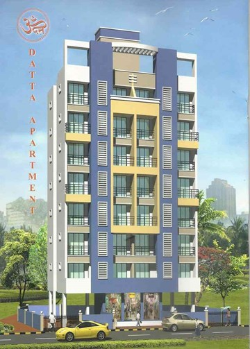 Om Datta Apartment, Ghansoli