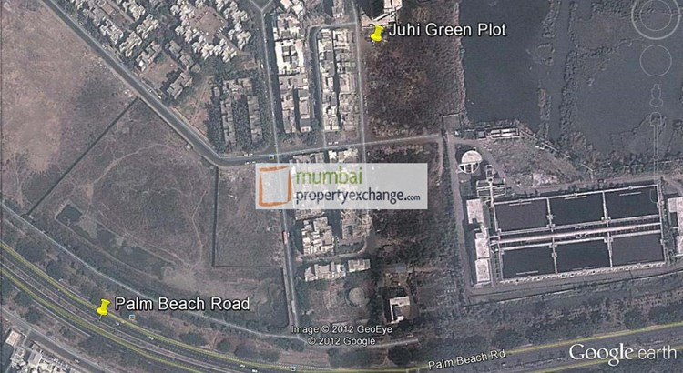 Juhi Greens Google Earth
