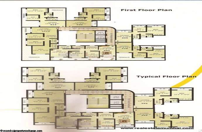 Cosmos Solitaire Floor Plan