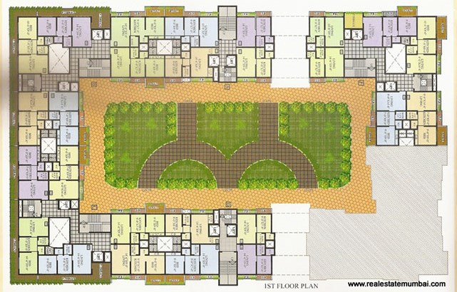 Orange Heights Floor Plan