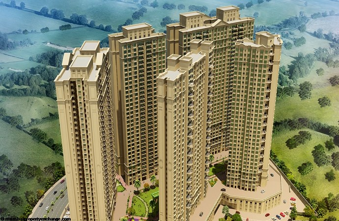 Hiranandani Fortune City II Main Image