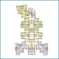 National Harmony floor plan