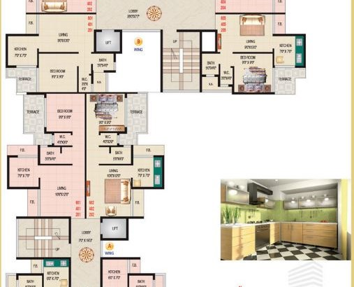 Today Wisdom Floor Plan
