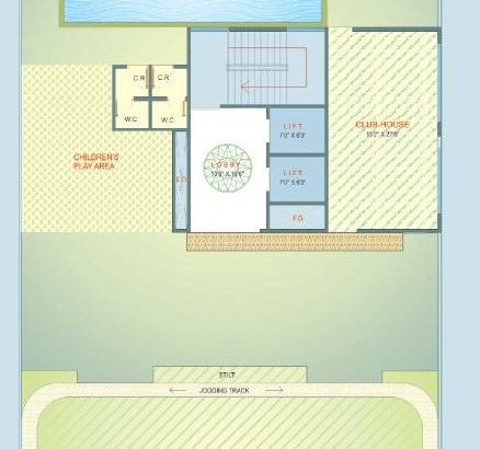 Om Rudra Floor Plan