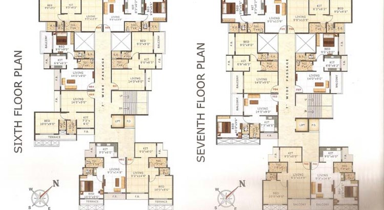 Sai Solitaire Floor Plan