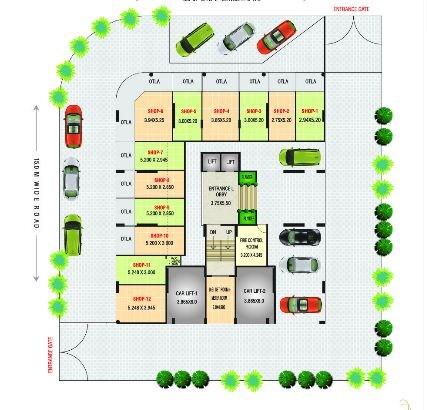 Bhumika Heights Floor Plan