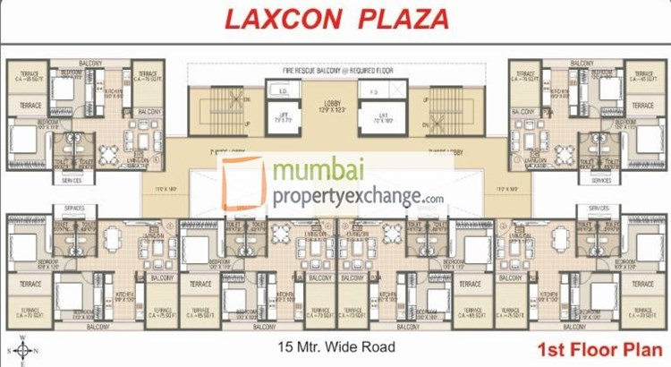 Laxcon Plaza Floor Plan