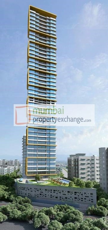 Affinity Heights, Lower Parel