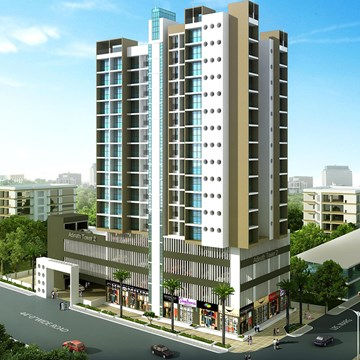 Joy Adinath Tower, Bhandup