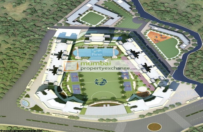 Nirmal Sports City Layout
