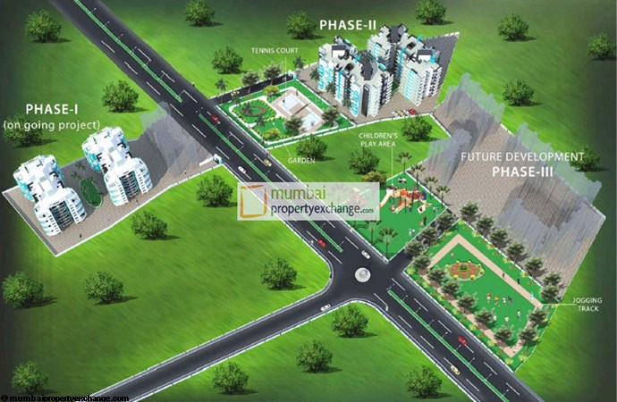 Shankar Heights layout plan